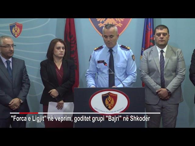Forca e Ligjit në veprim, deklaratë e Policisë së Shtetit dhe Prokurorisë së Krimeve të Rënda