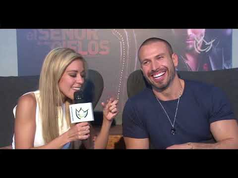Rafael Amaya y Fernanda Castillo juntos en la fama (Mezcal TV)