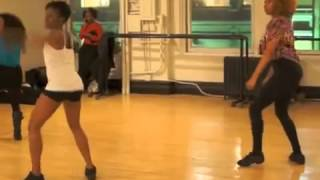 Olatunji Bam Bam Soca Dance Workshop with La Shaun Prescott New York, Elle NYTT