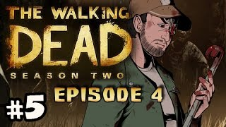 DOING THE NASTY - The Walking Dead Season 2 Episode 4 AMID THE RUINS Walkthrough Ep.5
