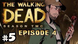 DOING THE NASTY - The Walking Dead Season 2 Episode 4 AMID THE RUINS Walkthrough Ep.5