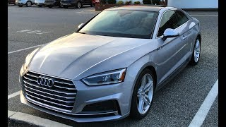 Audi A5 2.0T Quattro S-Line - (Track) One Take