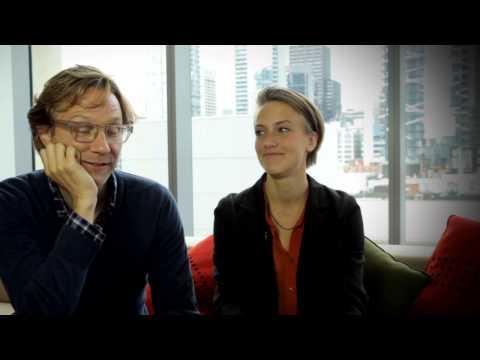 Meet me in Montenegro Interview with Alex Holdridge and Linnea Saasen