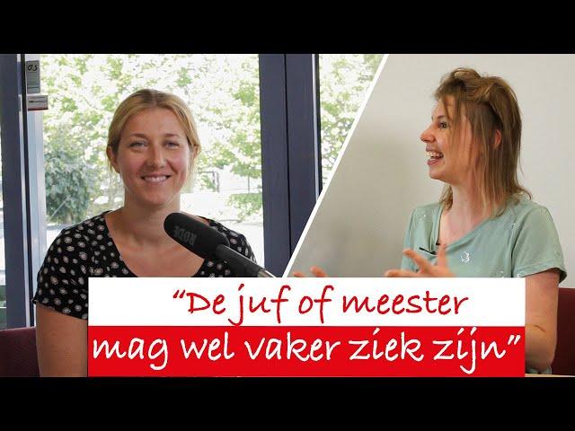 Creatieve oplossing voor het lerarentekort [Interview met Irma den Bode - Creatieve invaldocent]