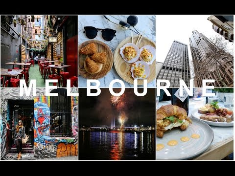 Melbourne travel guide: Street Art, Food & More