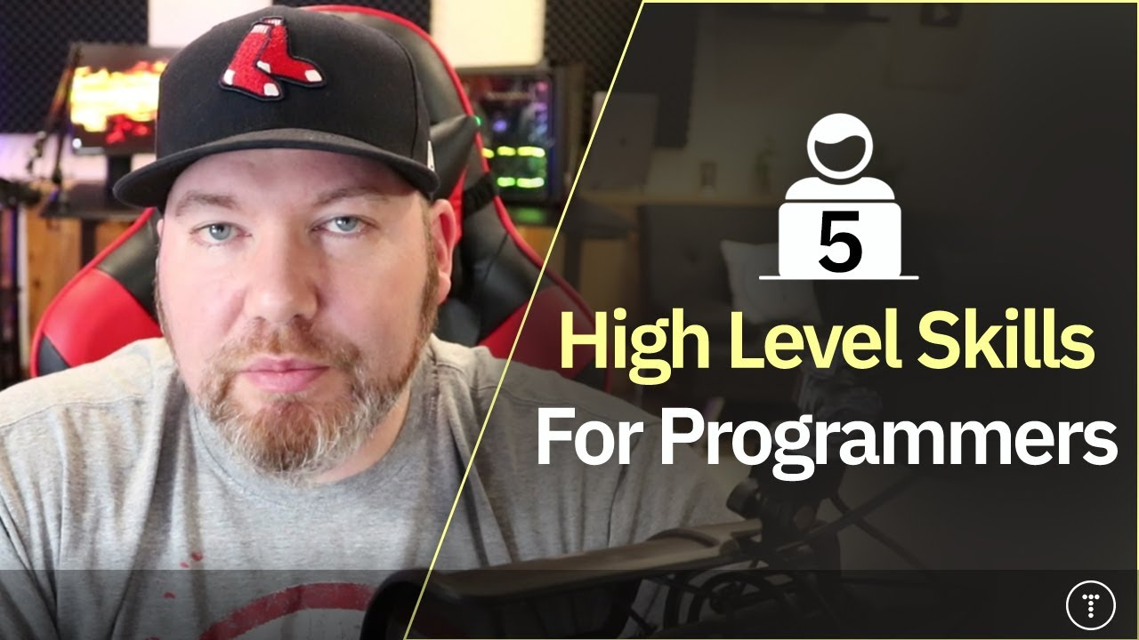 5 High Level Skills & Traits For Programmers