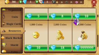 HOW TO HACK KINGDOMS AND LORDS  GOLD AND GEMS 2017 USING GAME GAURDIAN