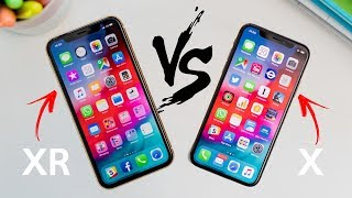 IPHONE X OU IPHONE XR? (Comparativo)