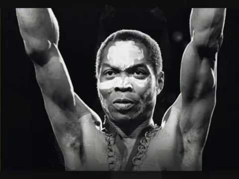 The best of Fela Kuti Nigeria mix