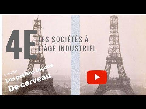 Les sociétés à l'âge industriel