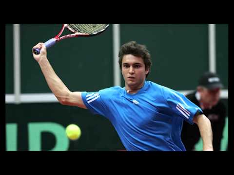 Gilles Simon Interview