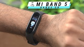 Mi Band 5 Hands On - The Best Budget Fitness Tracker Just Got Better!
