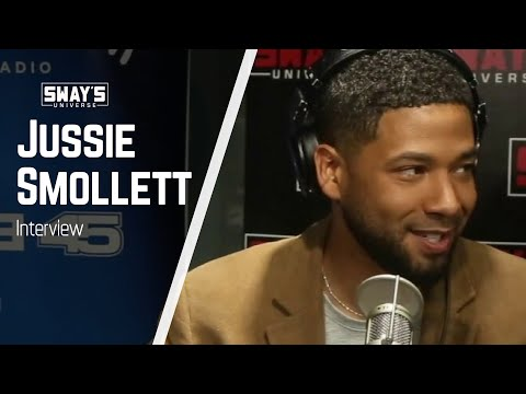 Jussie Smollett Opens Up About His Father's Passing and How It Affected Him on 'Empire'