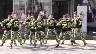 ARTICO Ziua Usilor Deschise Irida Hip Hop, Military