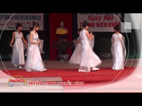 """Clip múa """"Tự nguyện"""" 11B2 - Mít tinh kỷ niệm ngày thành lập Đoàn 26-3-2013"""