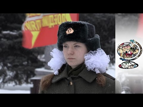 Russia Is Using World War Two to Fuel Militant New Patriotism (2015)
