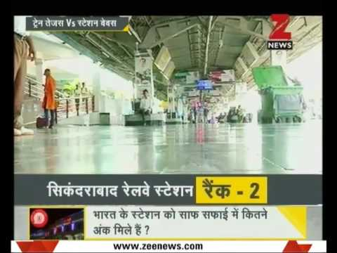 """DNA : When will Indian Railway stations be updated like  """"Tejas""""?"""