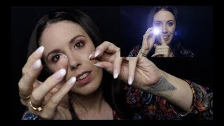 💆ASMR Energy Healing with Light Triggers✨ Personal Atte...
