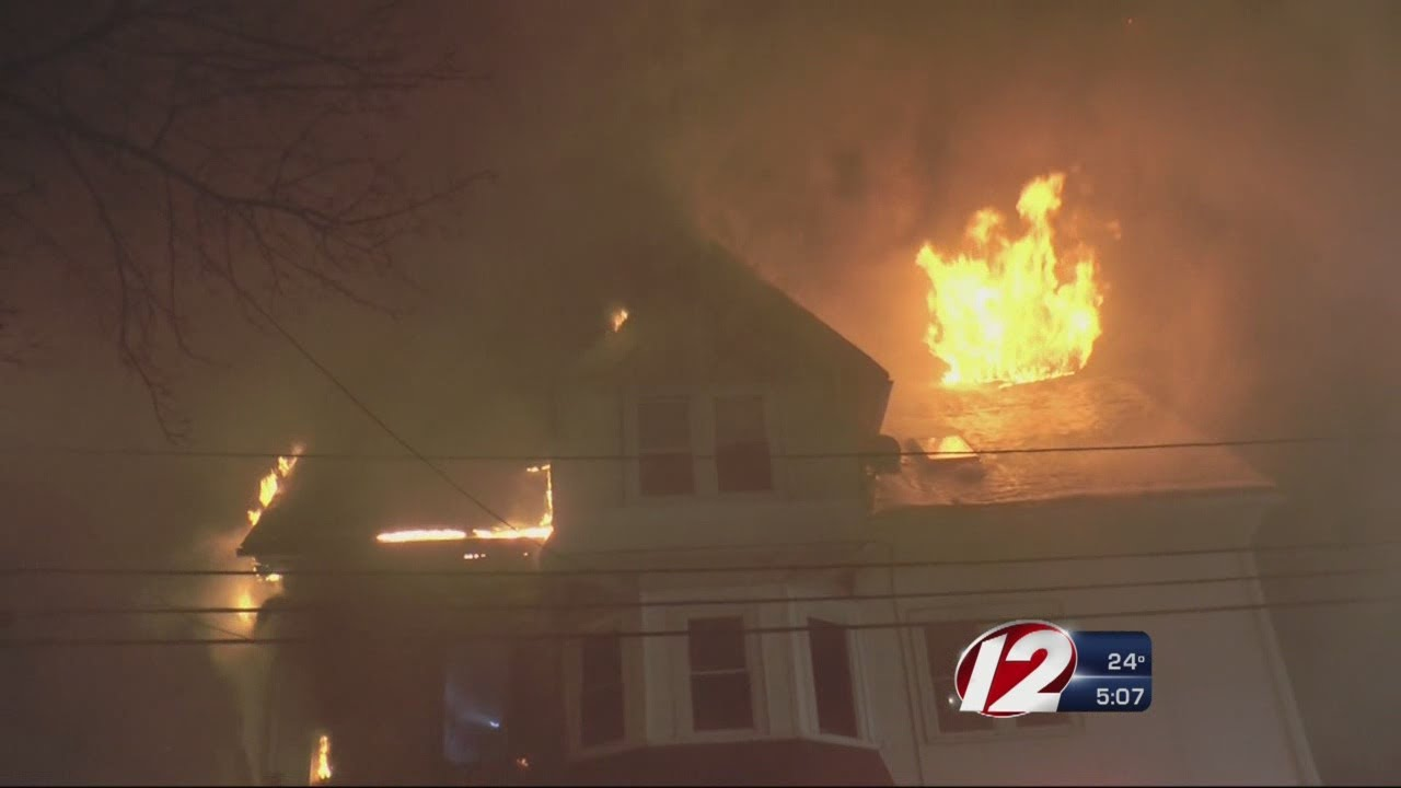 Child Plays With Fire Burns Down Family S Home