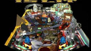 Hyper 3-D Pinball (aka TILT!) Gameplay 5