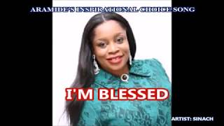 Watch Sinach Im Blessed video
