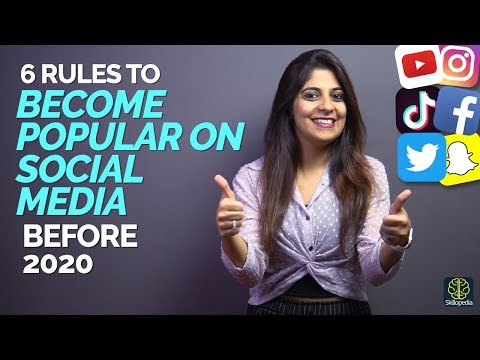 How To Be Popular On YouTube, Instagram, TikTok | Tips To Grow On Social Media Faster