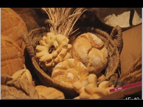 El pan, alimento antiguo y saludable