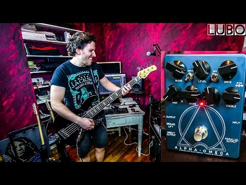 Darkglass Alpha Omega - Karnivool Bass Distortion Pedal