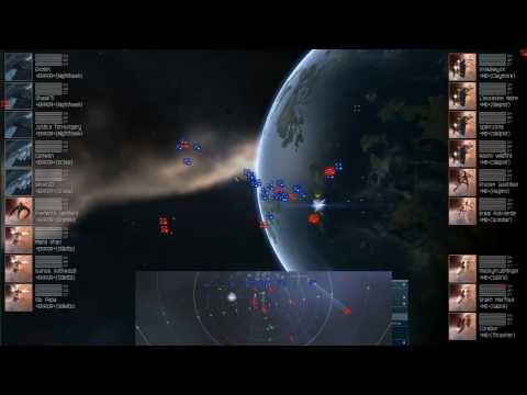 Eve Online - AT8 Day 5 - The Wrong Alliance v Majesta Empire |