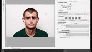 как изуродовать лицо с помощью пластики в фотошоп cs6