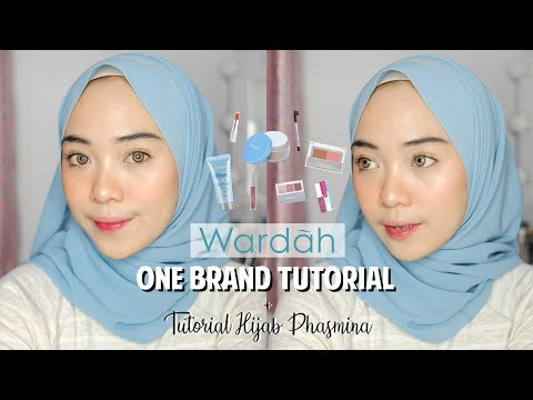 Daily Flawless Makeup Tutorial WARDAH One Brand | Putri Melati