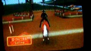 lets ride silver buckle stables (ps2) two player gameplay