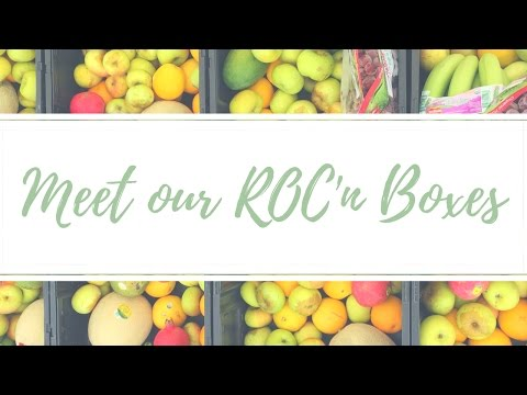Meet Our ROC'n Boxes!