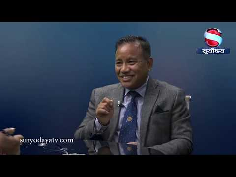 Former Councillor - Dhan Gurung || in Sambodhan || with Kesh