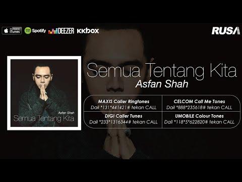 (OST Drama) Akulah Balqis | Asfan Shah - Semua Tentang Kita [Official Lyrics Video]