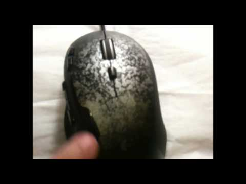 Logitech G500 Gaming Mouse [Unboxing + Review]