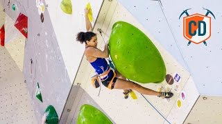 Eyes On The Future: Will Bosi And Molly Thompson-Smith | Climbing Daily Ep.796