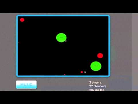 Developing multiplayer HTML5 games with node js | Boris Smus