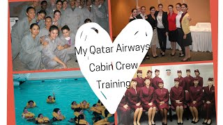 My Qatar Airways Cabin Crew Training Experience   Twinkle Anand  What Happens In Cabin Crew Training
