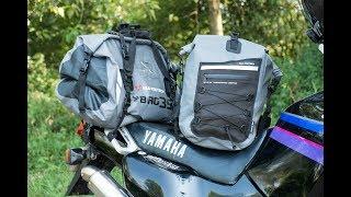 Motard-Adventure : Test Du Sac à Dos SW Motech Drybag 300
