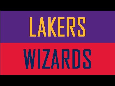 Los Angeles Lakers vs Washington Wizards | FULL GAME HIGHLIGHTS | Nov 09, 2017 | NBA