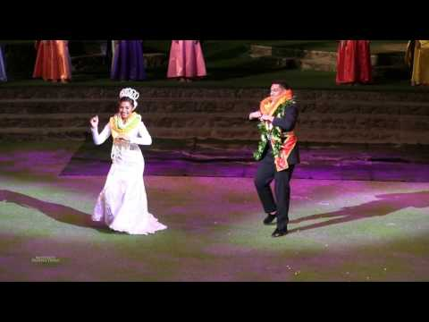 Kahuku High May Night 2017 - Queen ShaRae Niu