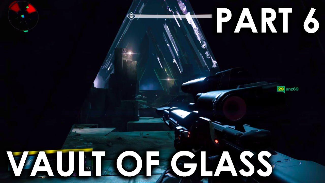 Destiny No Matchmaking For Vault Of Glass