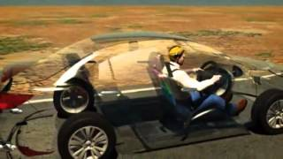 Mazda Active Head Restraints