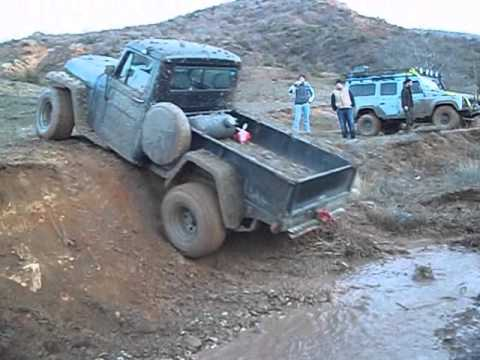 Willys in the mud hole modified trail doovi for Starr motors off road day 2017