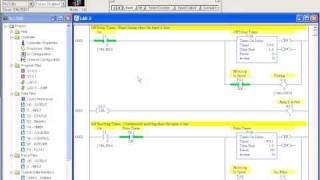 08 memory map copy and reports on slc 500 plc training on allen bradley rockwell