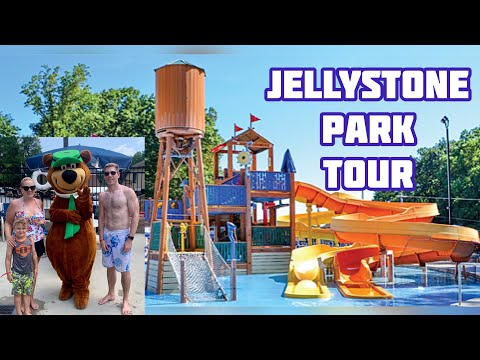 Yogi Bear's Jellystone Park - Best Campground Ever Tour!