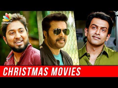 ക്രിസ്മസ് ആർക്കൊപ്പം ? | Movies set to release this Christmas | Mammootty , Prithviraj