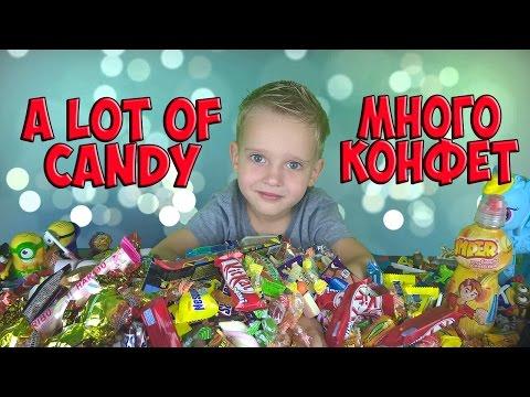★ DIY Как получить много конфет и сладостей Challenge Candy Gummy  Chuppa-Chups Lollipops