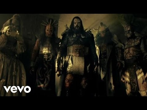 Lordi - Bite It Like A Bulldog (Video)